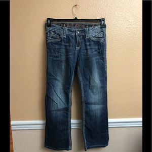 Rock Revival  elIm easy. boot size 29 jeans good